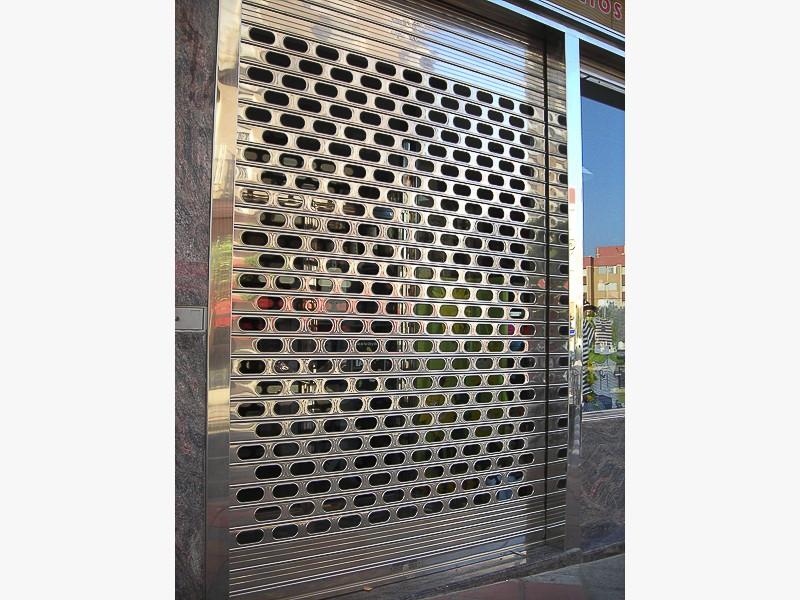 cierres aluminio madrid