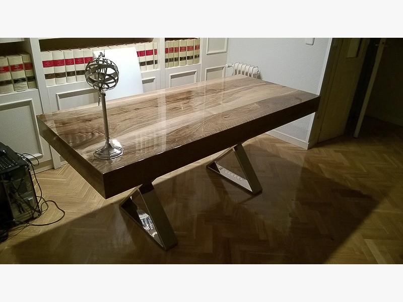 fabricación muebles decorativos acero inoxidable