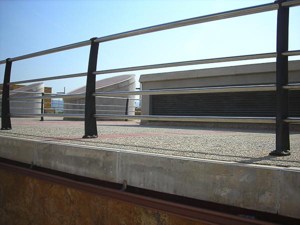 Barandillas acero inoxidable Madrid Pasamanos escaleras balcones