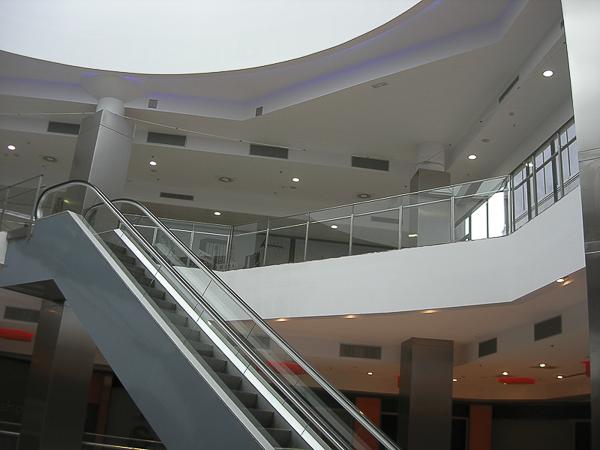 acero centros comerciales madrid