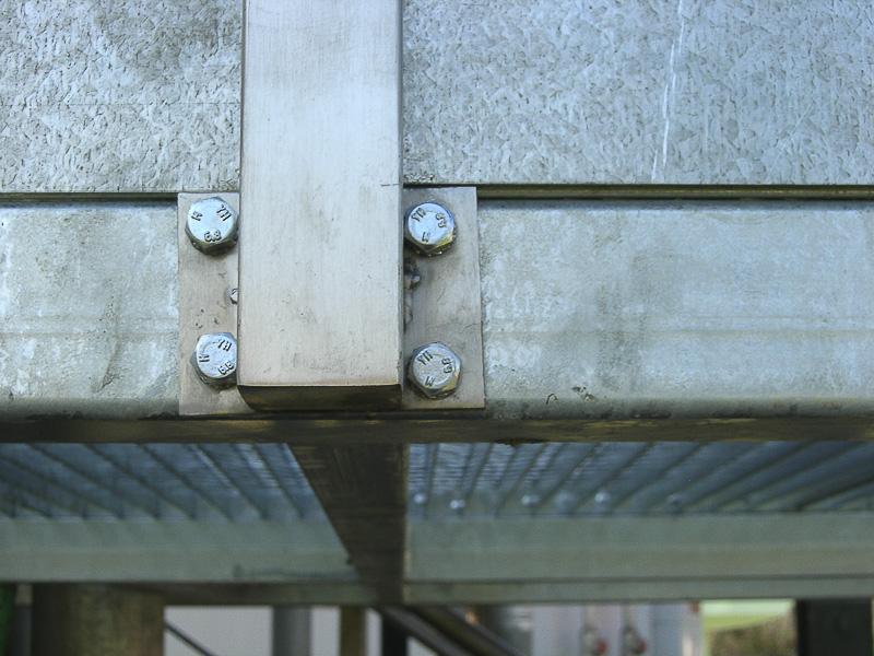 fabricación cerramientos acero madrid
