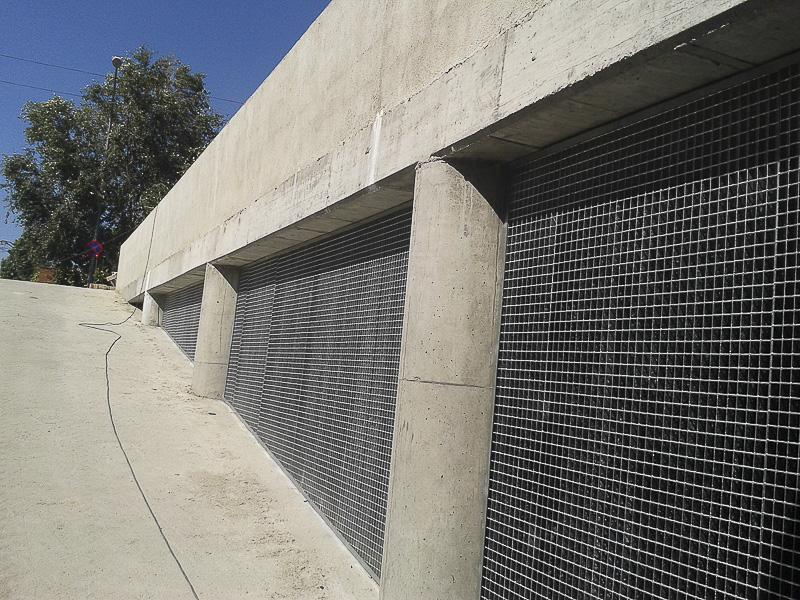 cerramientos garajes madrid