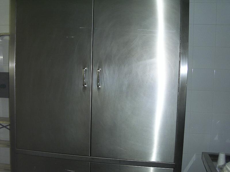 armarios de acero inoxidable madrid