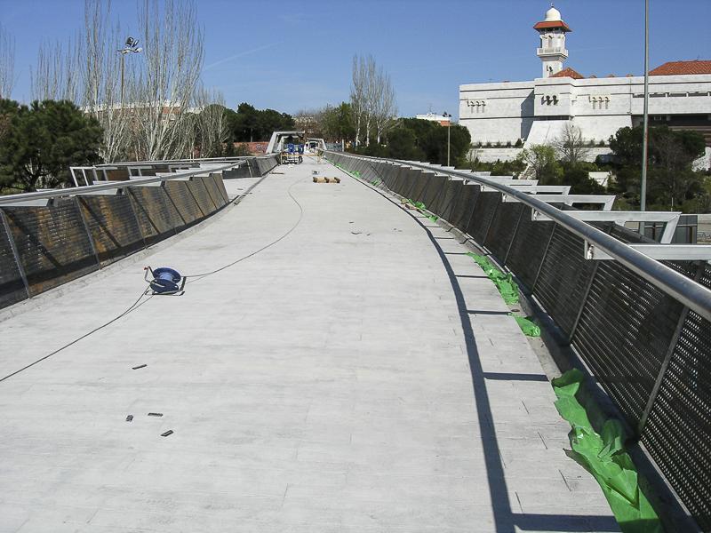 vallas puentes madrid