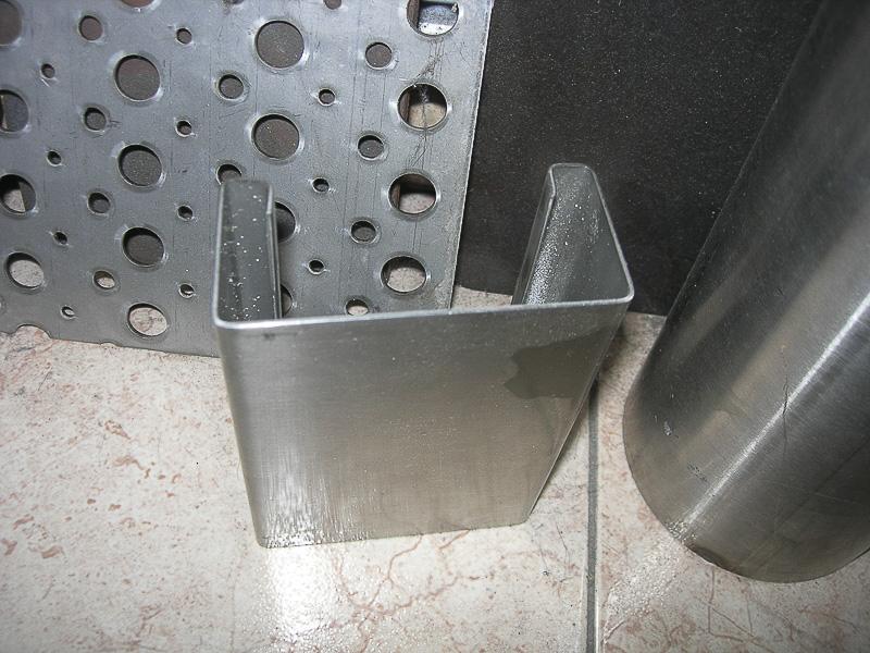 fabricación papeleras públicas acero inoxidable madrid