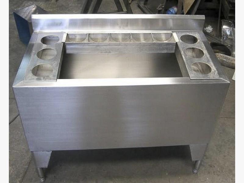 fabricacion muebles industriales acero madrid