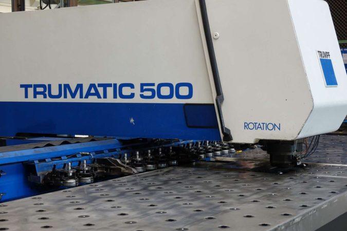 futurinox 2 675x450 - Punzadora Trumatic